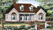 image of LEWISBURG RANCH House Plan
