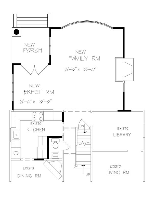 master bedroom plan new family room amp master suite kfbr3 6236 the house 12315