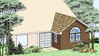 image of Smart New Kitchen (KFD02) House Plan