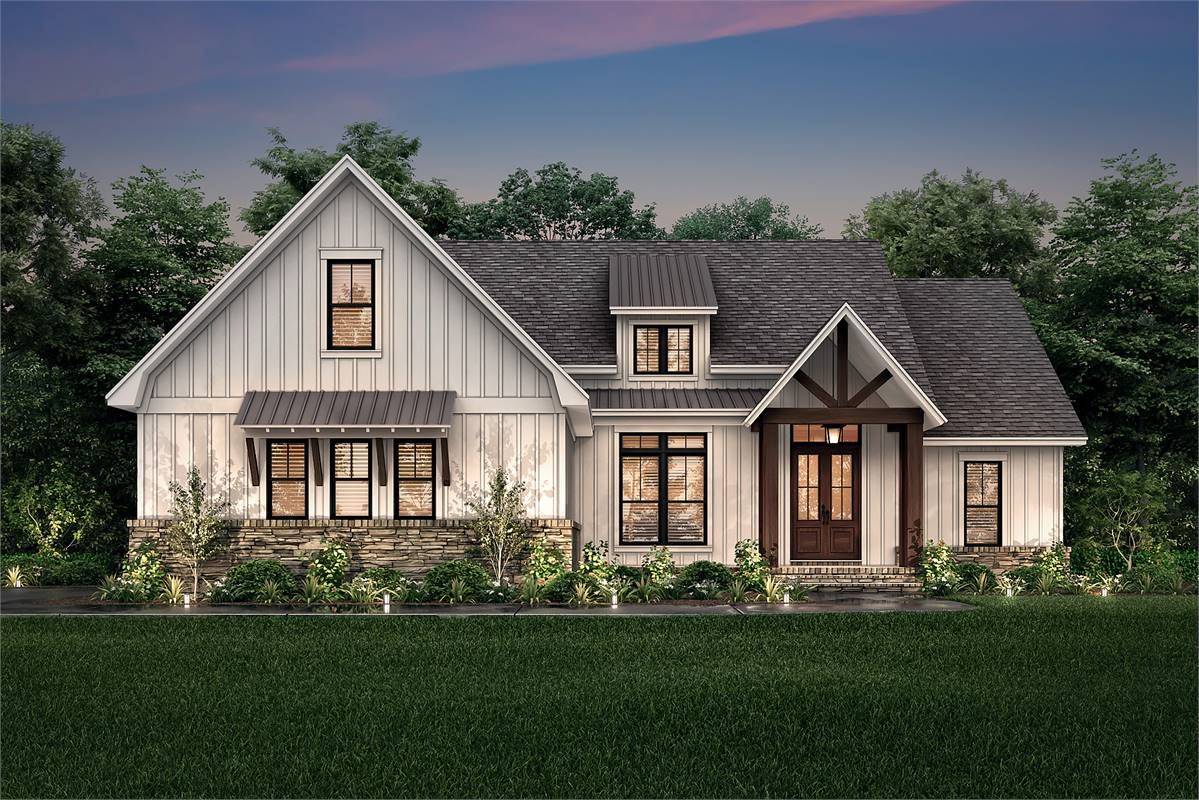 Best-Selling Home Plan