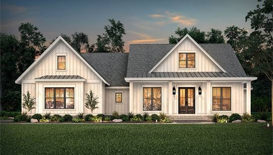 Southern House Plans Traditional Home Living Style Designs