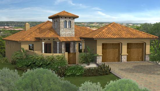 image of The Grenada House Plan