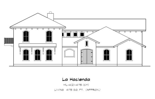 La Hacienda 4258 4 Bedrooms And 3 Baths The House