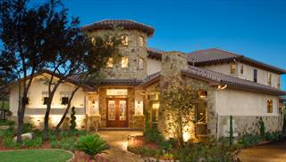 Tuscan Style House Plans & Home Designs | House Designers