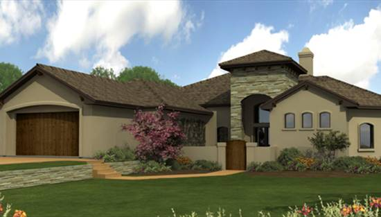 image of The Valle Vista House Plan