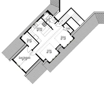 Custom executive home plans
