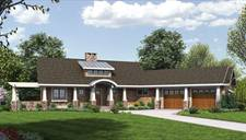 image of Award Winning Craftsman House Plan