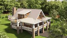 image of Beautiful Cottage House Plan