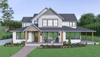 image of Cont Farmhouse 833 House Plan