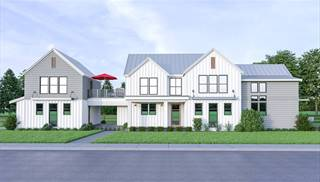 image of Cont Farmhouse 827 House Plan