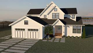 image of 18-084 Cont. Farmhouse 811 House Plan