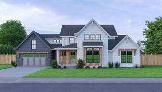 image of Contemporary Farmhouse 821 House Plan