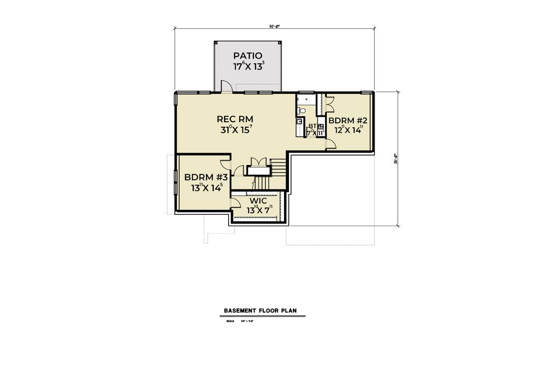Contemporary Ranch Sloping Lot House Plan 7478 on rustic ranch house plans, classic ranch house plans, ranch country house plans, ranch house layout, ranch house with basement, ranch house design, loft house plans, walkout ranch house plans, western ranch house plans, ranch house plans with porches, one story house plans, ranch house plans awesome, luxury ranch home plans, 4-bedroom ranch house plans, 8 bedroom ranch house plans, texas ranch house plans, ranch house kitchens, luxury house plans, unique ranch house plans, ranch house with garage,