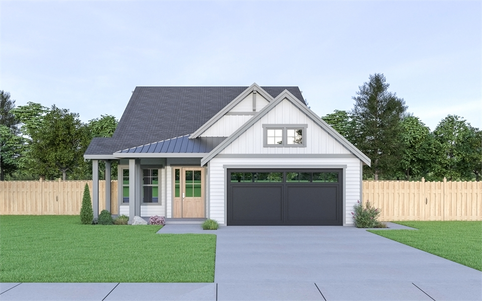House Plan 8468