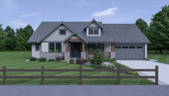 image of Northwest 602 House Plan