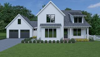 image of Cont. Farmhouse 805 House Plan