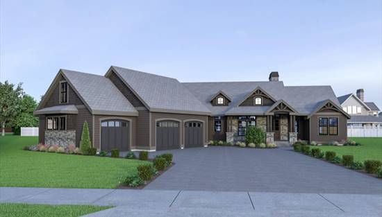 image of Northwest 622 House Plan