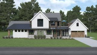 image of Cont. Farmhouse 846 House Plan