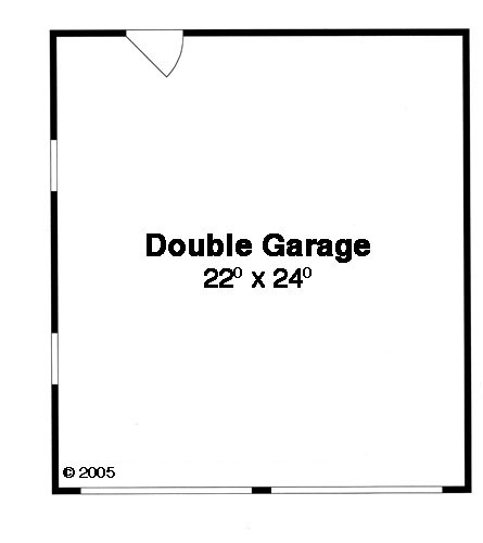 Floor Plan image of GRANGER I Plan
