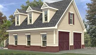 image of HANSON II House Plan