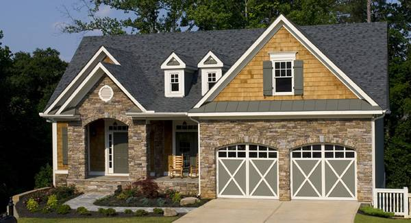 Asher 1179 4 bedrooms and 3 5 baths the house designers for Bi level home