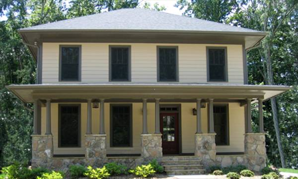 Princeton 5831 4 bedrooms and 3 baths the house designers for The princeton house