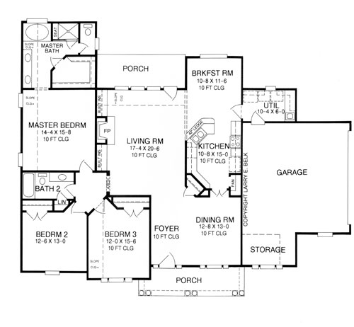 Image Result For House Plans Of