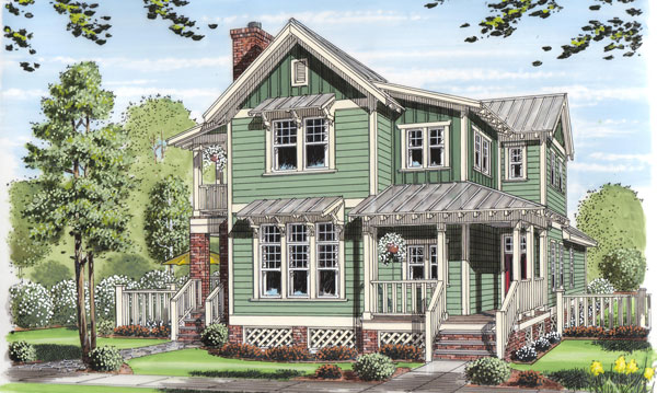 9738 3 bedrooms and 2 baths the house designers for Copying house plans
