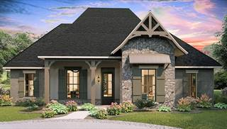 image of Timberstone House Plan