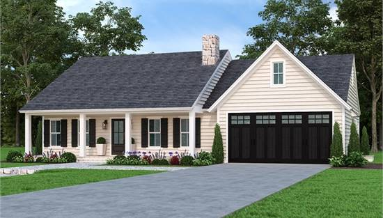 image of Cloverwood House Plan