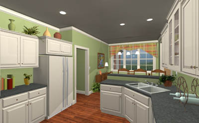kitchen and bath design courses albany 7648 3 bedrooms and 3 baths the house designers 7648