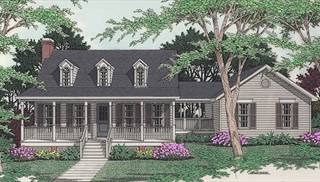 image of Savannah House Plan