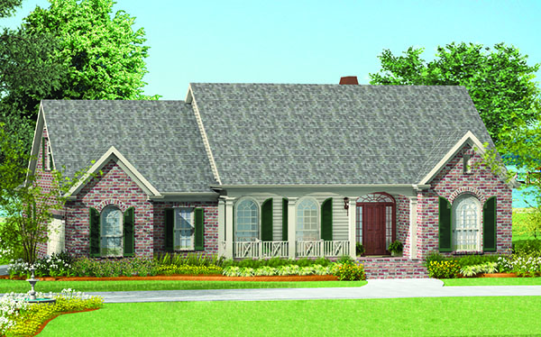 Clearridge House Plan