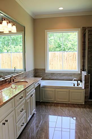 The Joanna House Plan - Master Bath