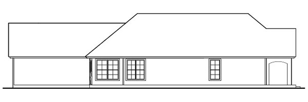 Wimberly House Plan