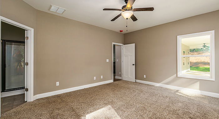 Sutherlin Master Bedroom