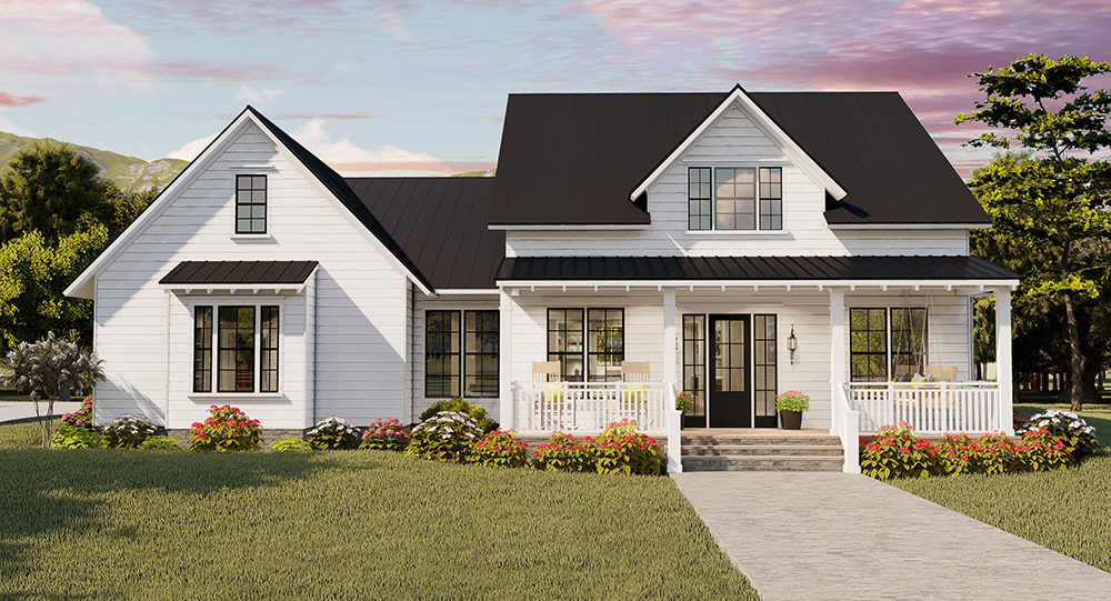 House Plan 7263: The Magnolia - Customize Your House Plan