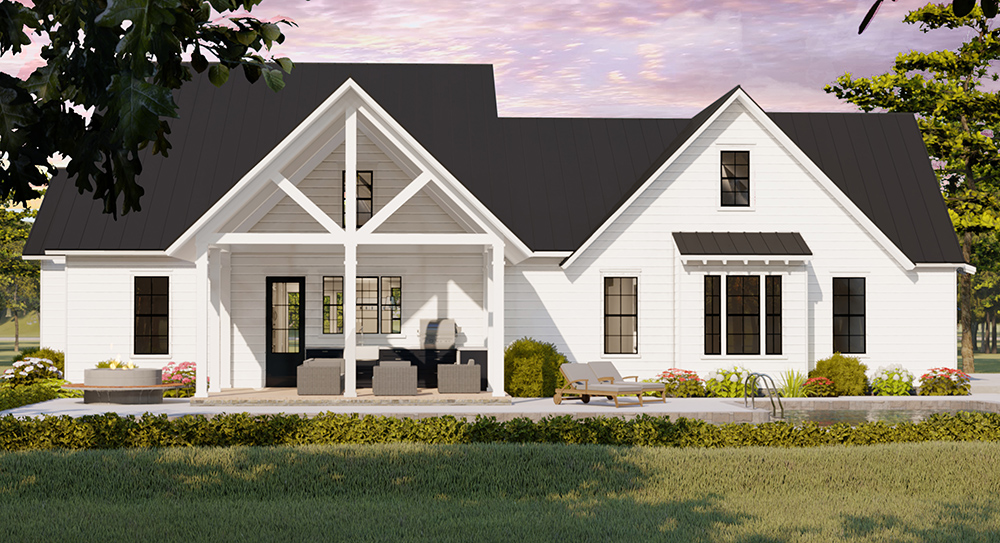 The Magnolia House Plan