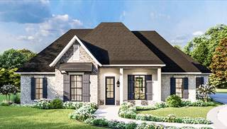 image of Greystone House Plan