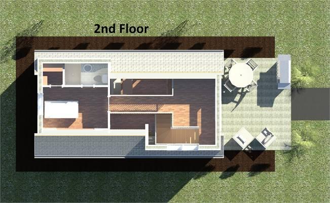 Tiny Icf House Plan