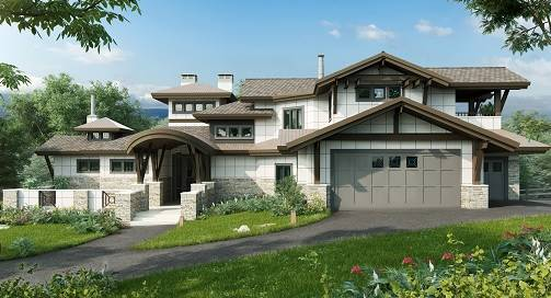 Superb Contemporary House Plans