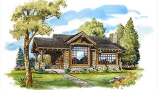 image of Cub Creek House Plan