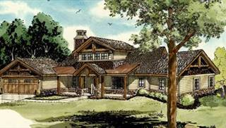 image of Saddleback House Plan