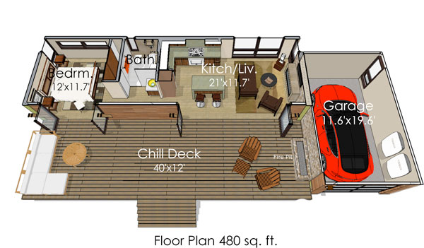 Small eco friendly home designs home design and style for Eco friendly floor plans