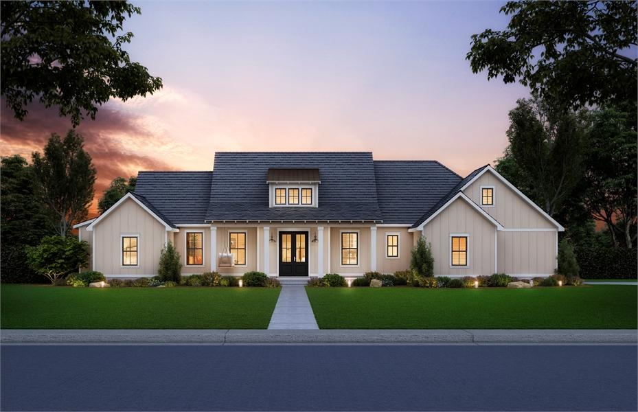 Beautiful Farm House Style House Plan 2020 Bear Creek