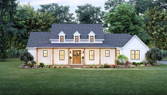 image of Cherry Grove House Plan