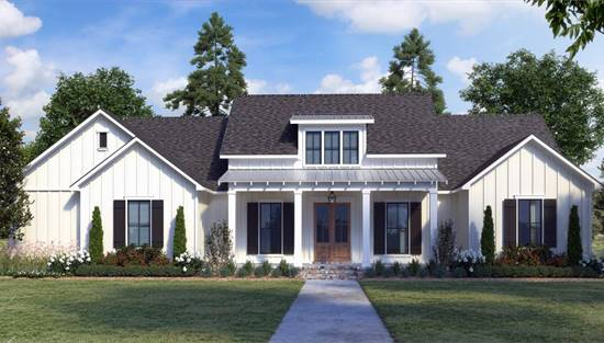 image of Indian Trail House Plan