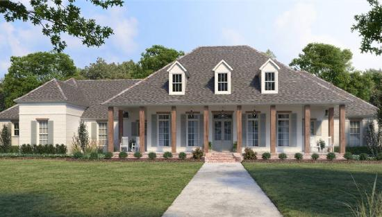 image of Walnut Grove House Plan