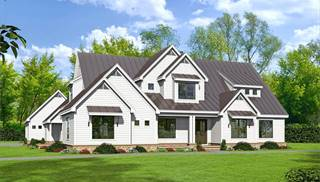image of Luxury Charm House Plan