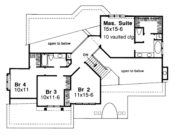 The Mayberry 6212 - 4 Bedrooms And 2 Baths